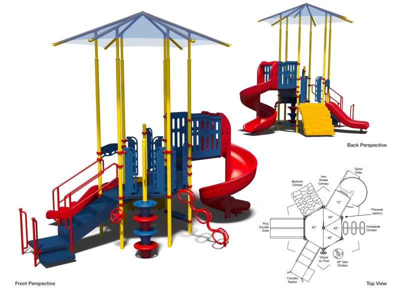 Moreno Valley Playground Equipment