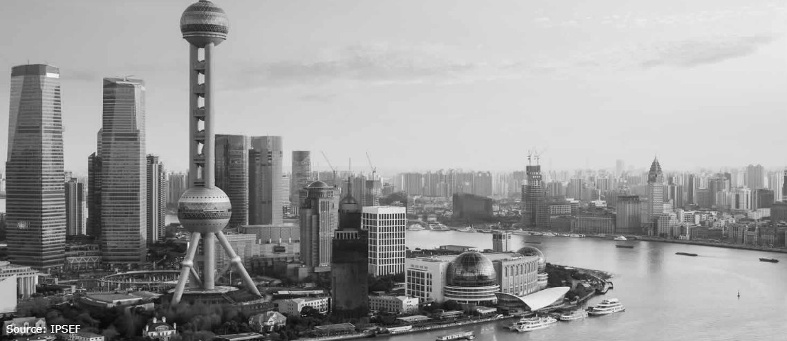 An IPSEF sourced image of Shanghai for their Asia 2018 conference