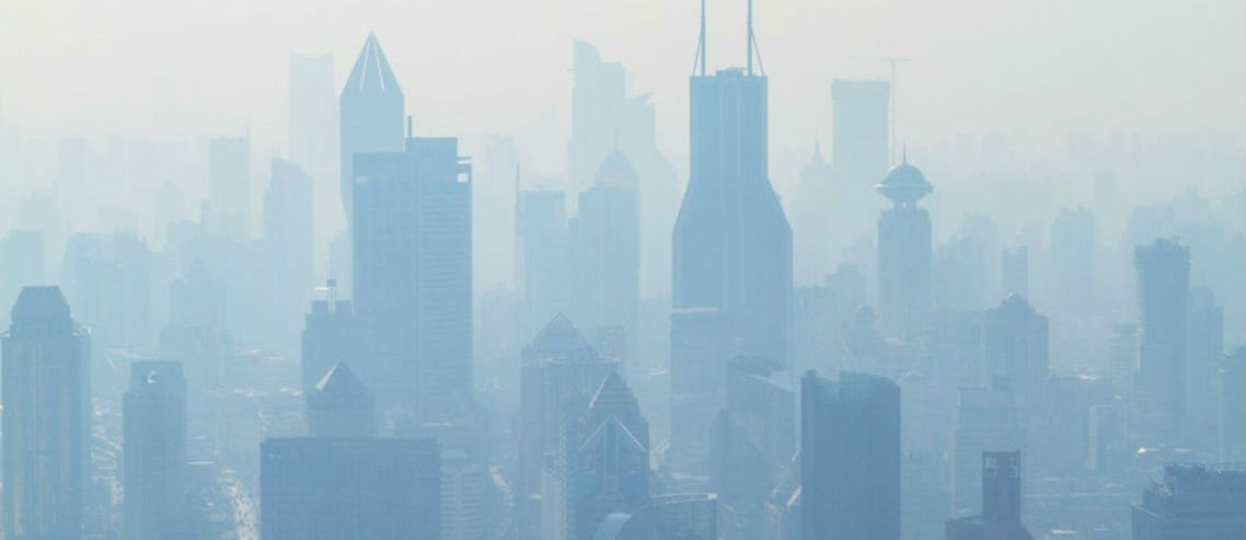 How can serious air pollution worsen your allergies?