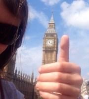 Charlotte & Big Ben