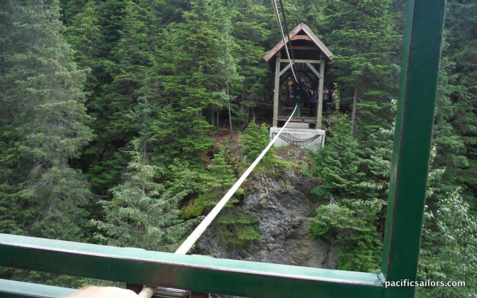 Winner Creek Trail Handtram