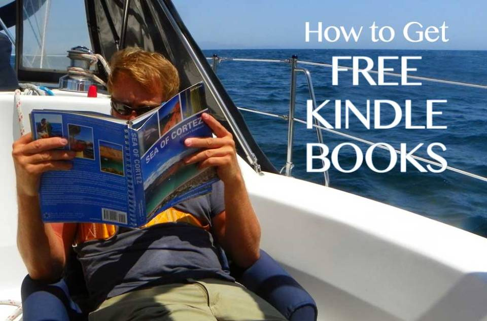 how to get free kindle books