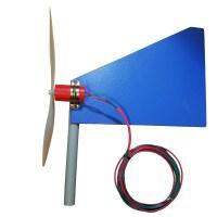 Small Wind Turbine 12 Volt Generator Kit unboxing and setup