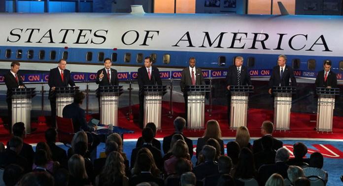 Rand Paul and Carly Fiorina Cut From Republican Debate