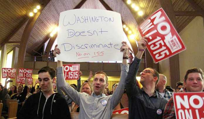 Transgender Rights Prevail in Washington State and Massachusetts