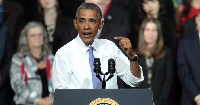 President Obama Just Issued a Scathing Rebuke of Congressional Republicans
