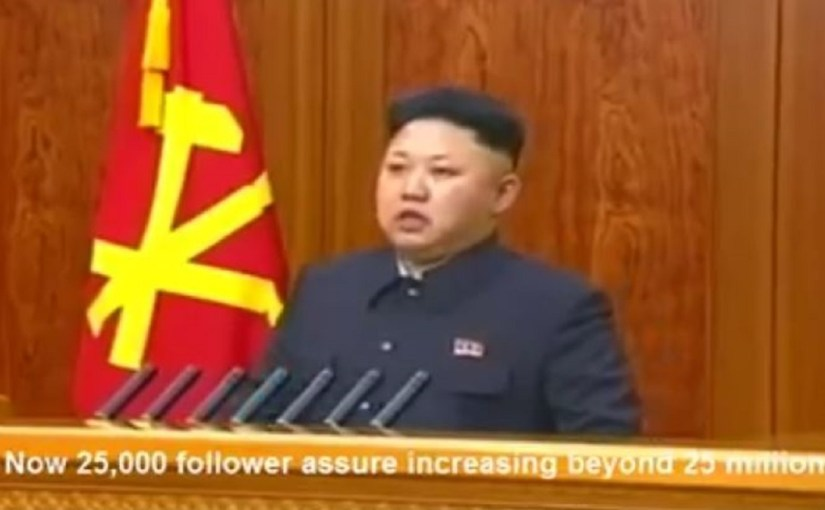 Kim Jong Un Facebook Page, Real or Not, is Epic Trolling