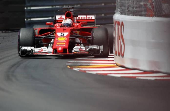 Vettel, Raikkonen And Ferrari Dominant In 1-2 Finish