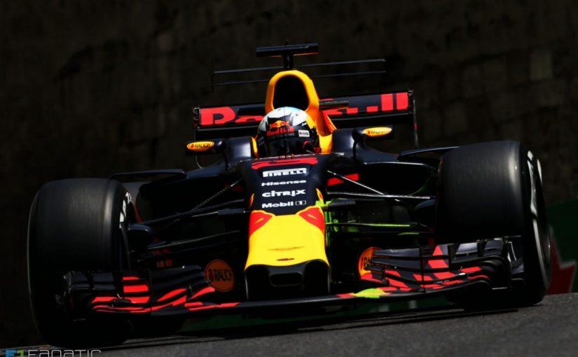 Chaos, Carnage And Confusion As Ricciardo Wins In Azerbaijan
