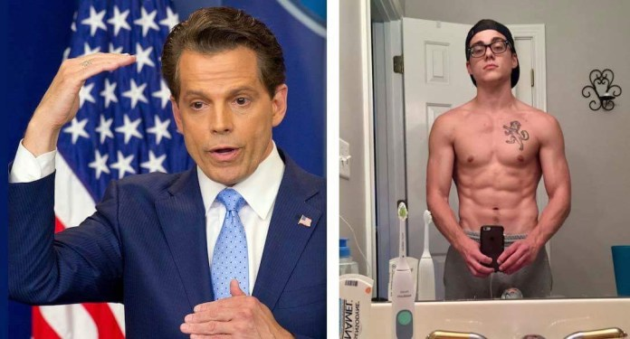 Anthony Scaramucci, White House Director of Communications, and Gay Porn Fan?