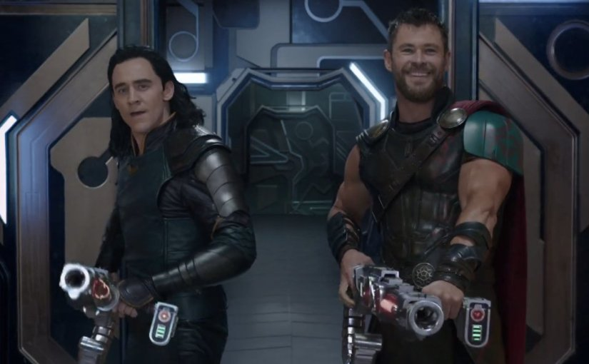 """Review: """"Thor: Ragnarok"""" is Half-Awesome"""