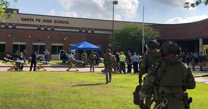 At Least 8 Fatalities Reported after Shooting at High School Southeast of Houston