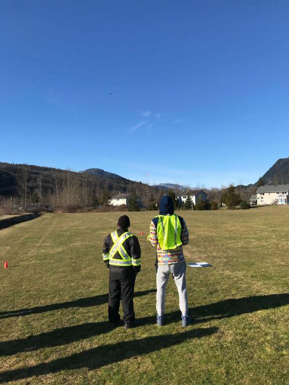 First Nations Technology Council Drone Stewardship Program
