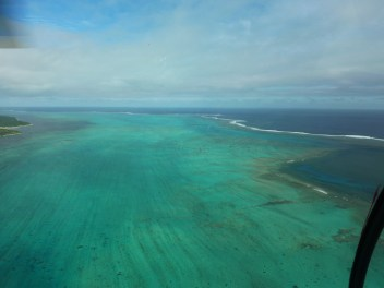 Poe Protected Marine Reserve (New Caledonia) is a UNSECO world's heritage site and a natural wonder.