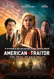 American Traitor The Trial of Axis Sally 2021 Subtitles English
