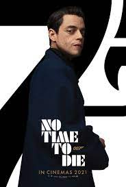 No Time to Die 2021 Subtitles Eng
