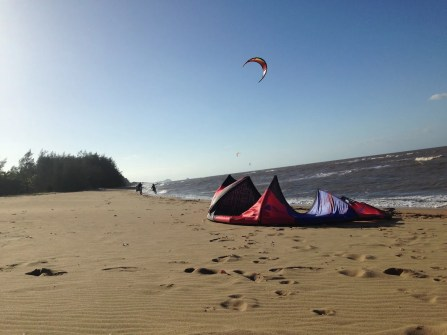 Kiteboarding Yorkeys Knob