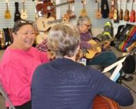 'Ukulele Bass workshop!