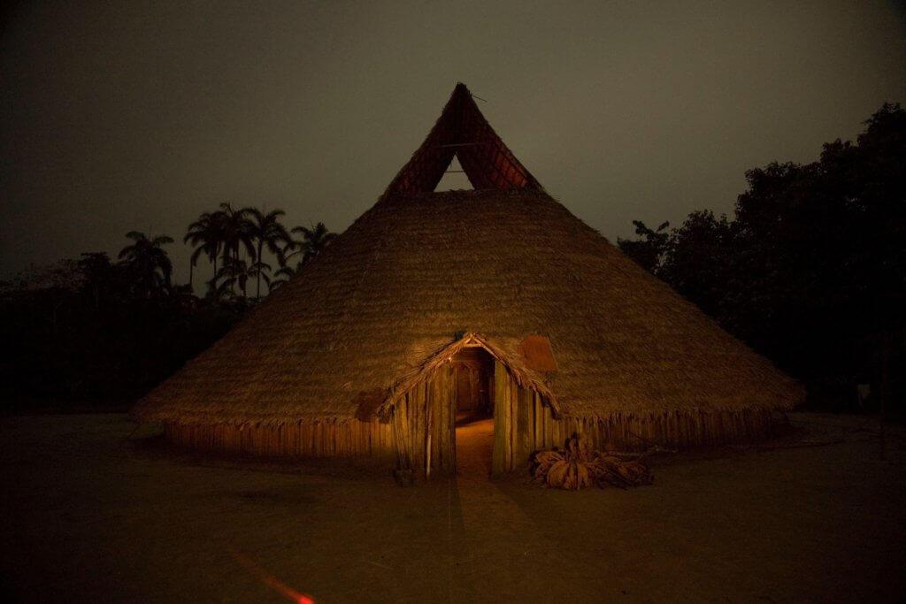 En la AmazonIa oriental colombiana también habitan indígenas en aislamiento voluntario. Foto: Sergio Bartelsman   Fundación Gaia Amazonas.
