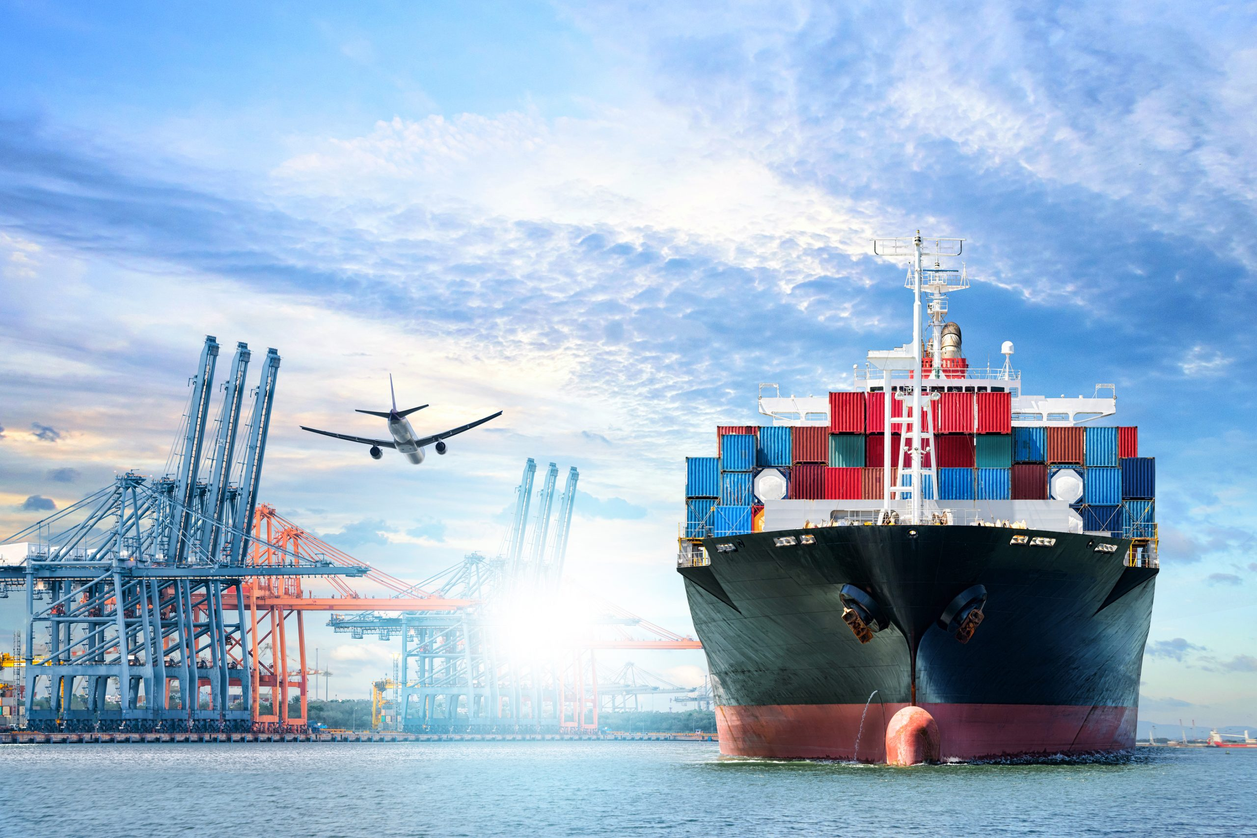 Shipping Containers and the Logistics of International ...