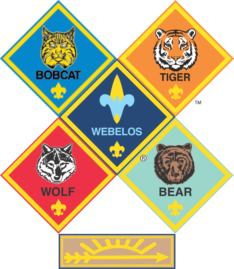 Image result for cub scout rank badges