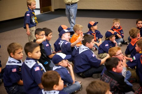 Christmas Party | Pack536Lubbock | 28