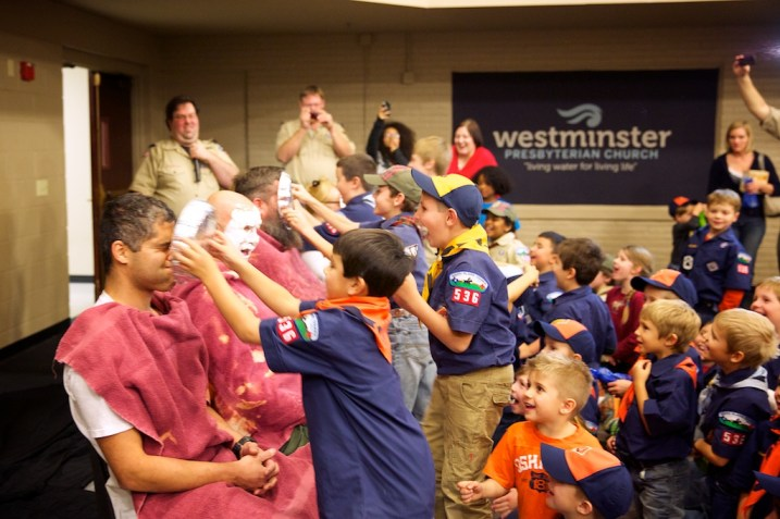 Christmas Party | Pack536Lubbock | 34