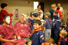 Christmas Party | Pack536Lubbock | 37