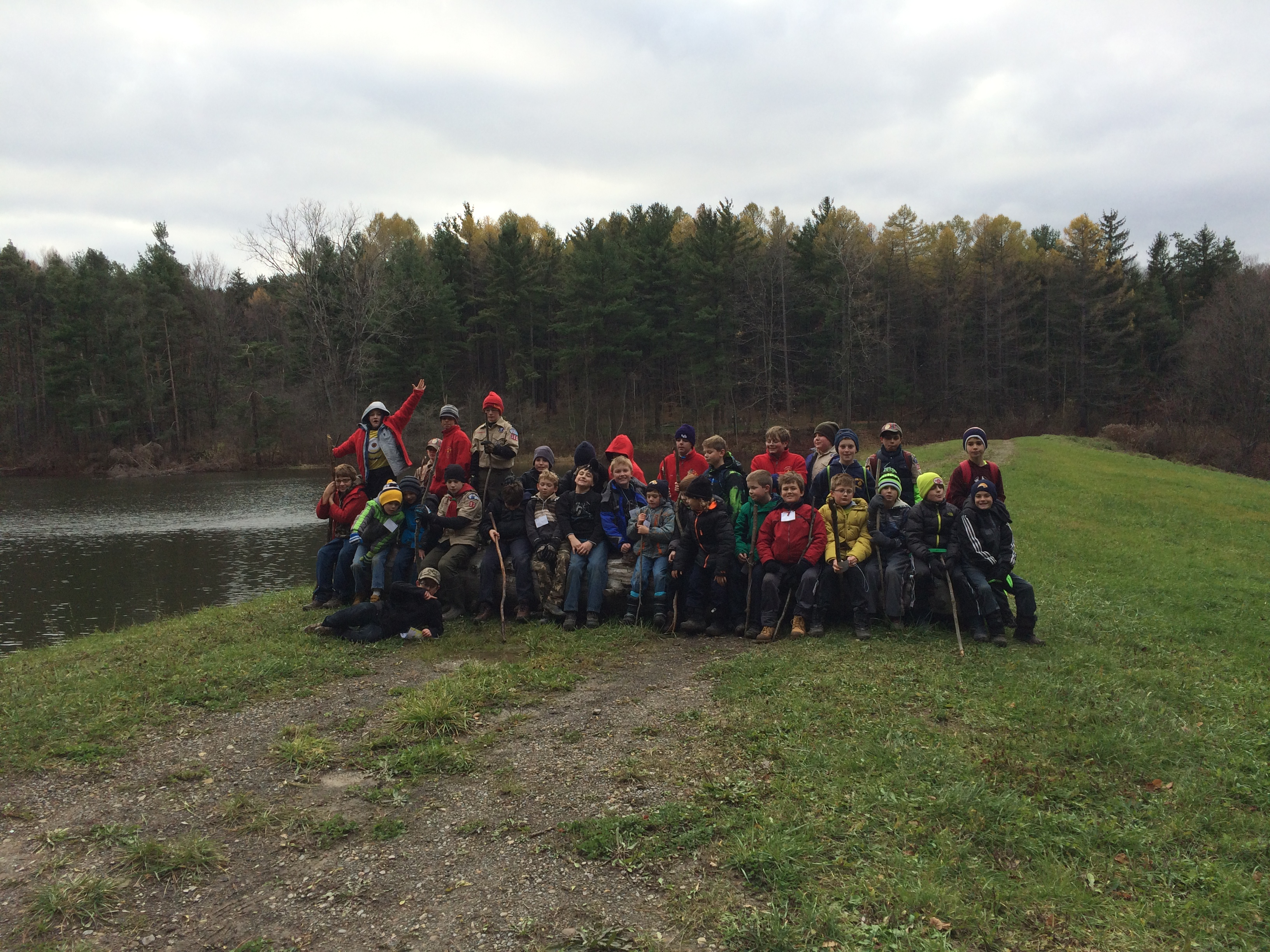Pack 93 Clarence Ny