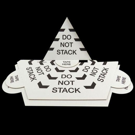Do Not Stack Pallet Cones