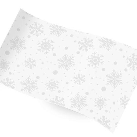 "Zip Line Elves Printed Tissue Paper 20/"" x 30/"" 500 x 750mm 18gsm"