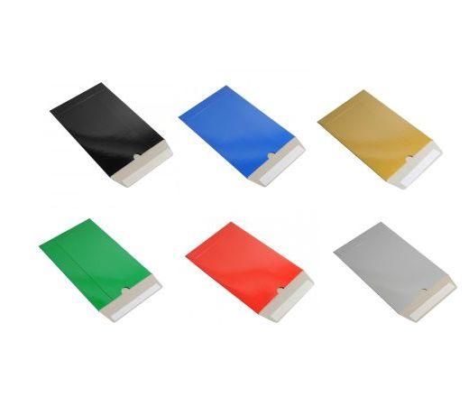 Coloured All Board Envelopes