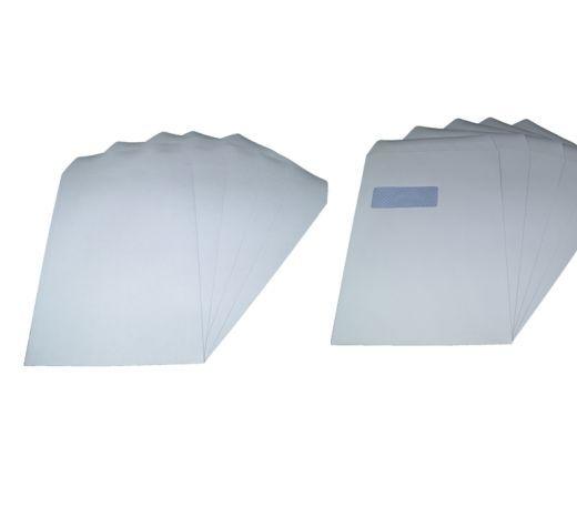 Plain & Window Envelopes