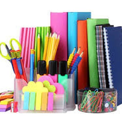All Stationery Items