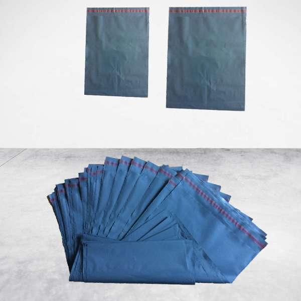 Mixed Size Grey Mailing Bag Packs