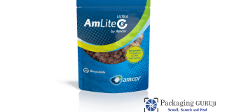Amcor introduced recyclable packaging - AmLite Ultra Recyclable -PackagingGURUji
