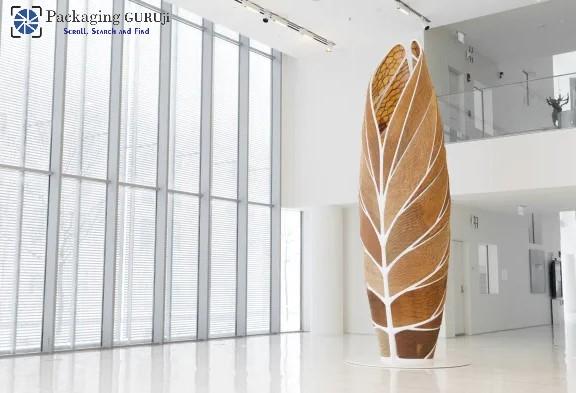 3D printing with biopolymer Decay by design-PackagingGURUji