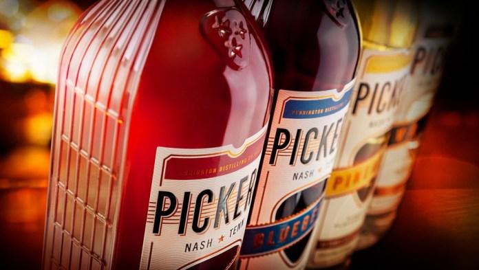 Vodka bottle brings the music - PackagingGURUji