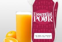 Sustainable Ecolean® Air Aseptic packaging for juice-based product - PackagingGURUji