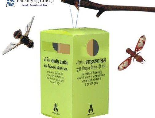Traping the bugs with a simple hack of packaging - AGRILAND BIOTECH LIMITED PackagingGURUji
