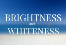 Brightness, sheet of paper, Whiteness