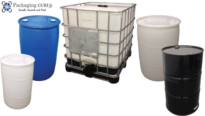 chemical packaging, household packaging, agriculture packaging