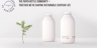 teknos, sustainable, innovative solutions, bio-based barrier, paper bottle company