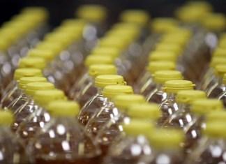 Life Cycle Assessment of PET bottle, PET bottle for Cooking Oil, lightest weight oil bottle, PET oil bottle, Alpla