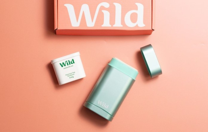 Bamboo Pulp, Bamboo Deodorant, Sustainable deodorant, deodorant refill pack, deodorant made with a bamboo
