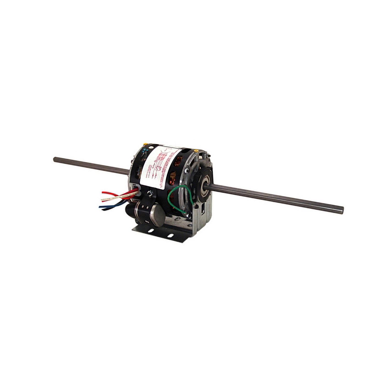 5 In Dia Dbl Shaft Fan Blower Motor 115v Rpm 1 6 1 8