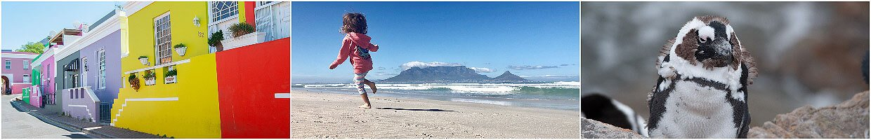 5 Days - Cape Town with kids