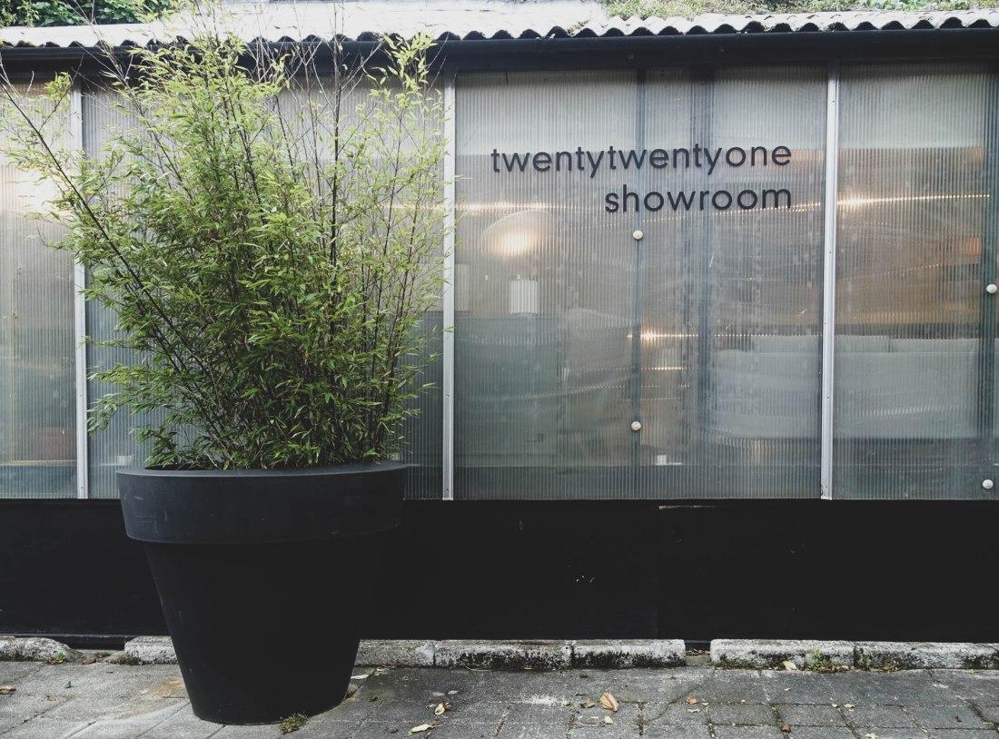 Twentytwentyone Showroom