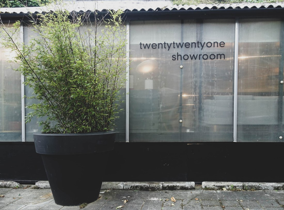 Twentytwentyone Showroom