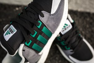Adidas EQT Support 93-16 White-Green-Grey-Black-9